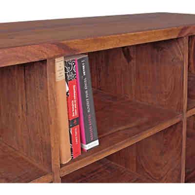 bambus bad regal leiterregal mit w schesammler yomonda. Black Bedroom Furniture Sets. Home Design Ideas