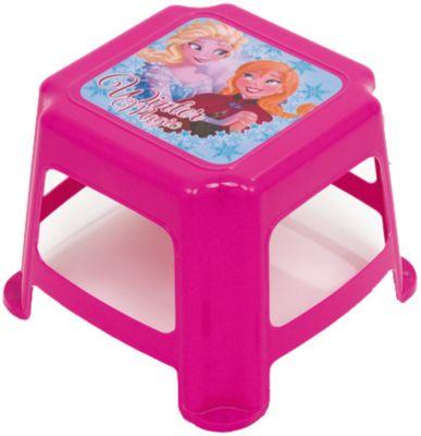 Sitzhocker Die Eiskönigin pink