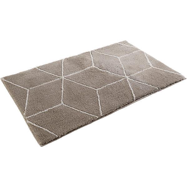 Badezimmer Teppich Flair Braun Esprit Yomonda