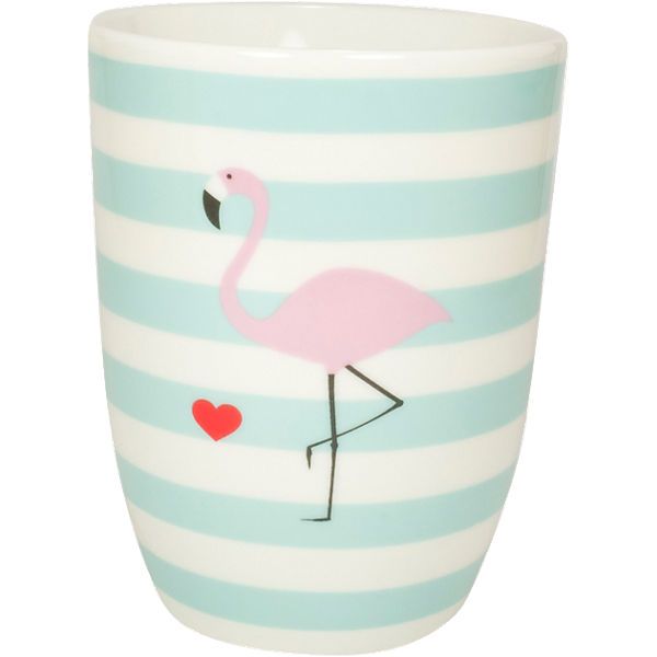 "Kaffeebecher ""Flamingo"""