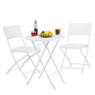 weiss-rattan-polyrattan- Gartenmöbel-Set online kaufen   Möbel ...