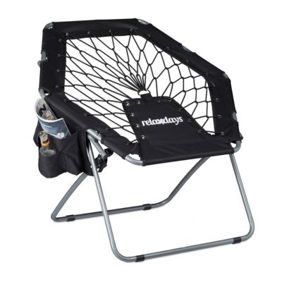 Camping-Stuhl ´´Bungee Webster´´ klappbar schwarz