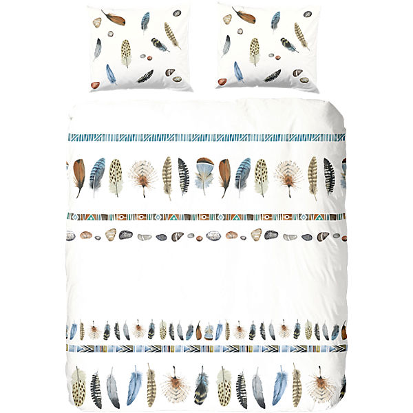 Bettwäsche Boho Weiß Good Morning Bedlinens Yomonda