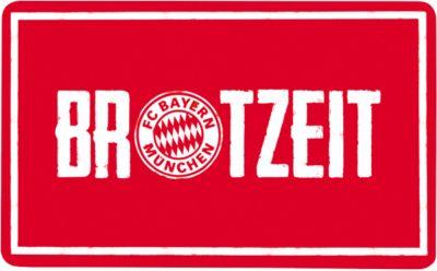 Frühstücksbrettchen, FC Bayern München rot