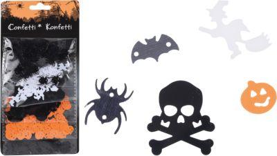 Halloween Konfetti ´´Halloweengestalten´´ mehrfarbig