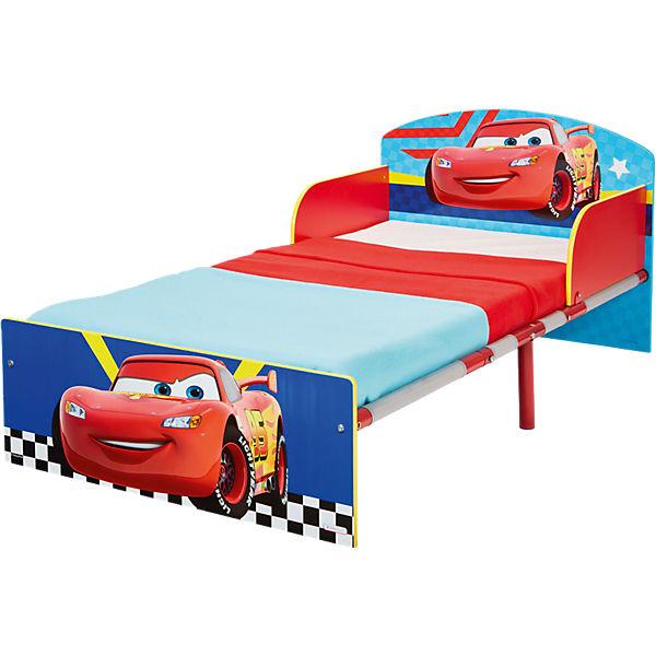 Kinderbett, Disney Cars, 70 x 140 cm, blau, Disney Cars | yomonda