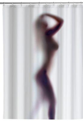 Duschvorhang ´´Silhouette´´ Anti-Schimmel 180 x 200 cm mehrfarbig