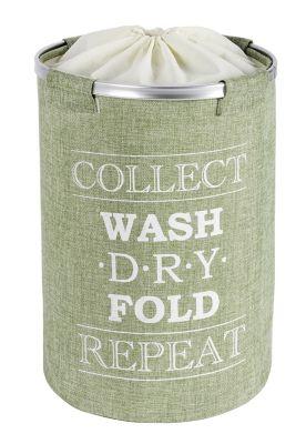 Wäschesammler ´´Ringo´´ 68 l grün