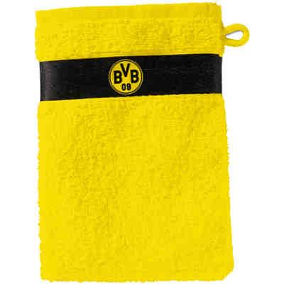 Bvb Bettwäsche 135 X 200 Cm Gelb Fußballverein Borussia Dortmund