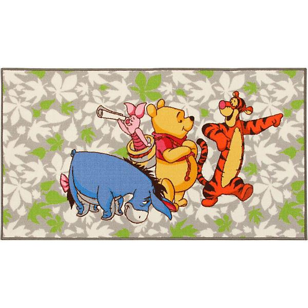 Kinderteppich Winnie Puuh und Freunde, 80 x 140 cm, Disney Winnie Puuh