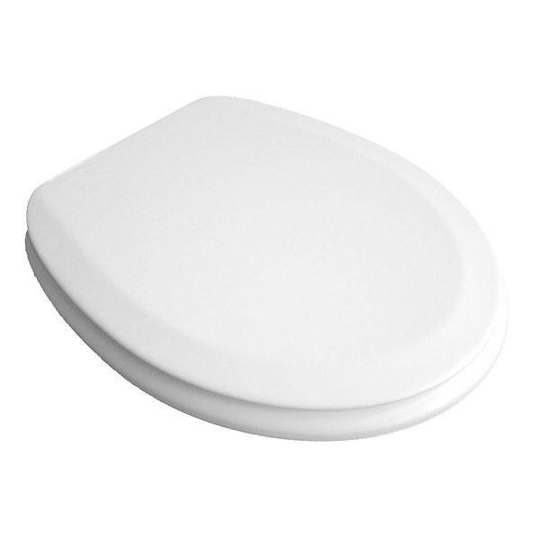 wc sitz premium gepolstert mit verstellbaren edelstahlscharnieren wei yomonda. Black Bedroom Furniture Sets. Home Design Ideas