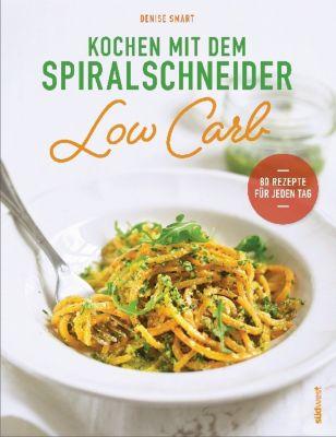 Buch - Kochen mit dem Spiralschneider Low Carb