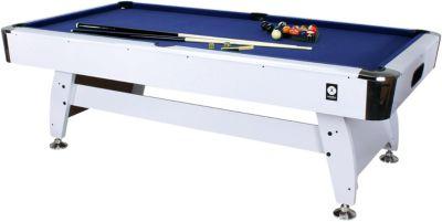Höhenverstellbarer Billardtisch L243 x B132 cm ...