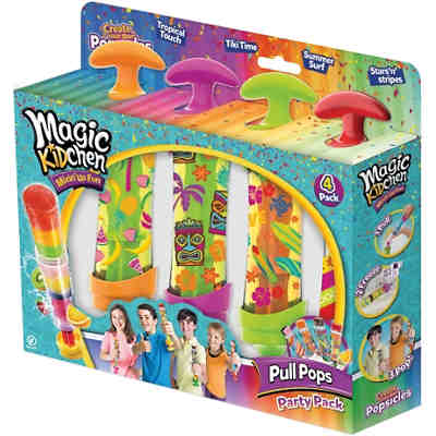 Magic Kidchen Pull Pops Party Eis selber machen