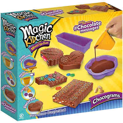 Magic Kidchen Chocogram Kuchenform