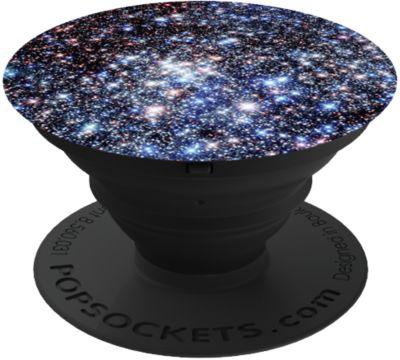 Popsocket Star Cluster blau
