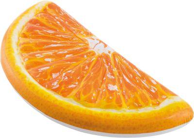 Intex Luftmatratze Orangen-Stück, 178 x 85 cm orange   Baumarkt > Camping und Zubehör   Intex