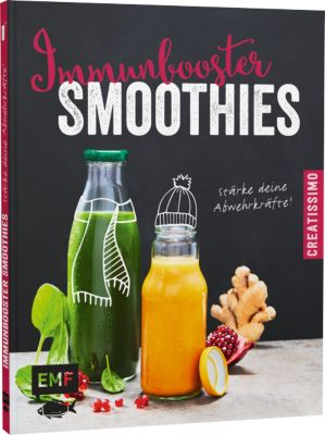 Buch - Creatissimo: Immunbooster-Smoothies