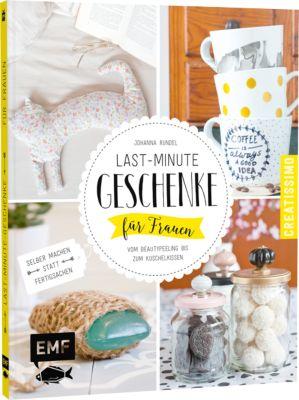 Buch - Creatissimo: Last-Minute-Geschenke Fraue...