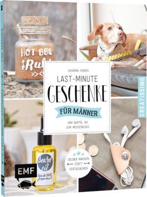 Buch - Creatissimo: Last-Minute-Geschenke Männe...