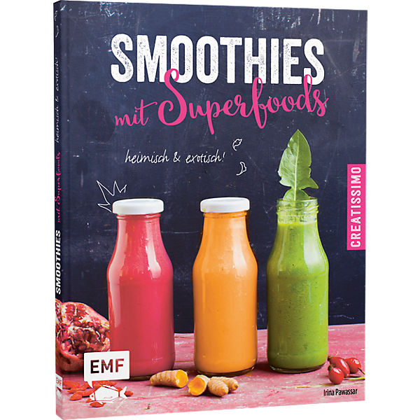 Creatissimo: Smoothies mit Superfoods