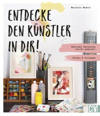Buch - Entdecke den Künstler in Dir!