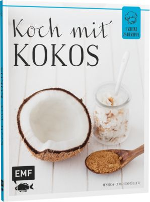 Buch - Koch mit - Kokos