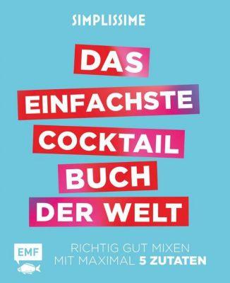 Buch - Simplissime: Das einfachste Cocktailbuch...