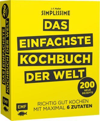Buch - Simplissime: Das einfachste Kochbuch der...