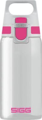 SIGG Tritan-Trinkflasche TOTAL CLEAR ONE Berry, 500 ml pink   Küche und Esszimmer > Besteck und Geschirr > Kannen und Wasserkessel   Sigg