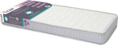 candide Matratze mehrere Altersstufen 60x120x12 weiß Gr. 60 x 120  Kinder | Kinderzimmer > Textilien für Kinder > Kinderbettwäsche | Weiß | Polyester - Baumwolle - Polyurethan | candide