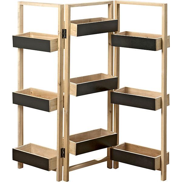 pflanzregal h115 cm beige yomonda. Black Bedroom Furniture Sets. Home Design Ideas