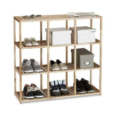 holzregal k che und bad beige erwachsene. Black Bedroom Furniture Sets. Home Design Ideas