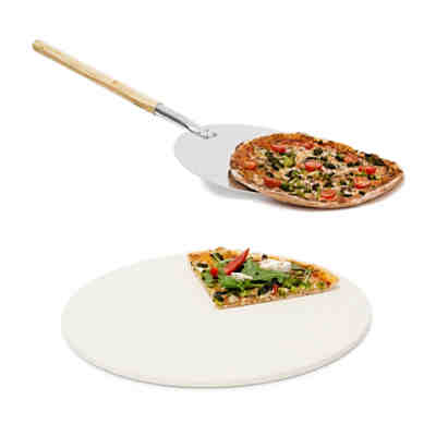 2-tlg. Pizza-Set inkl. Pizzaschieber