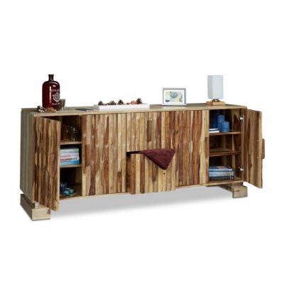 Sideboard Edelholz braun