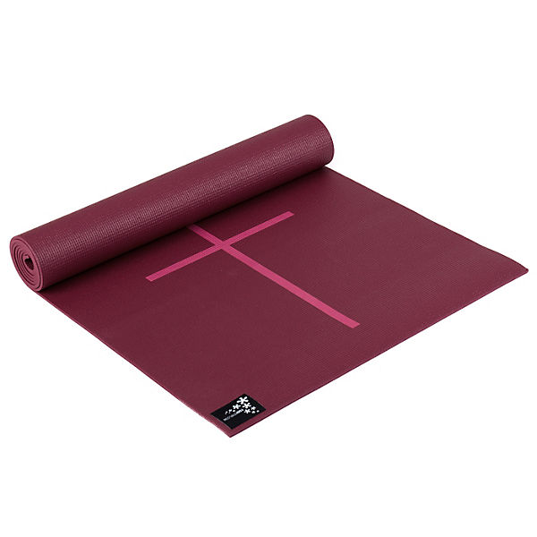 Fitnessmatten Yogamatte Plus Alignment