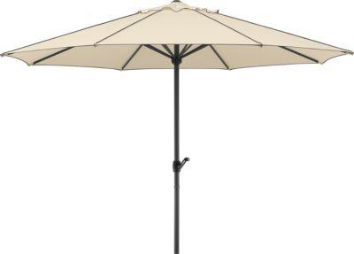 Sonnenschirm ´´Adria´´ Ø350 cm beige