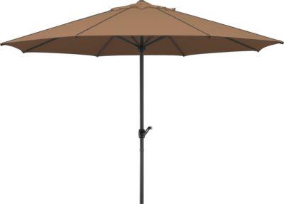 Sonnenschirm ´´Adria´´ Ø350 cm braun
