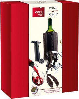 6-tlg. Wein-Set ´´Professional´´ silber
