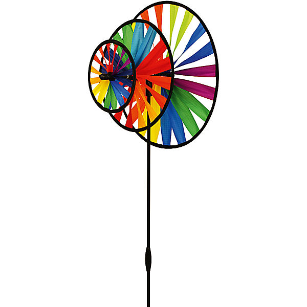 "gartenstecker windspiel edelstahl, gartenstecker windspiel ""magic"", mehrfarbig | yomonda, Design ideen"