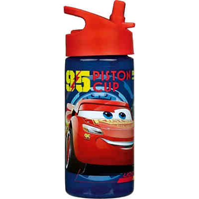 Aero-Trinkflasche Disney Cars, 400 ml