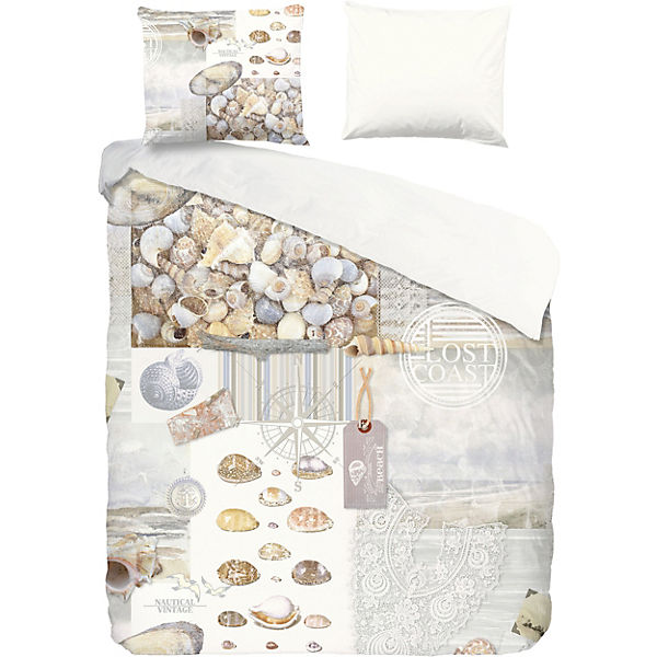Wende Bettwäsche Abel Grau Good Morning Bedlinens Yomonda
