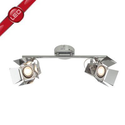 LED-Spotrohr ´´Movie´´ silber