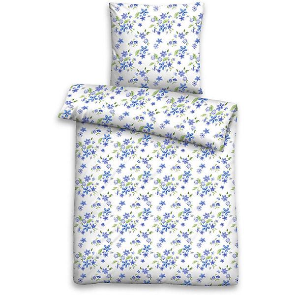 linon bettw sche fr hling mehrfarbig yomonda. Black Bedroom Furniture Sets. Home Design Ideas