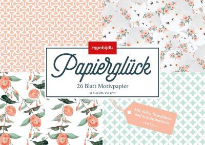 YO Papierglück - Design Pastell, Motivpapier