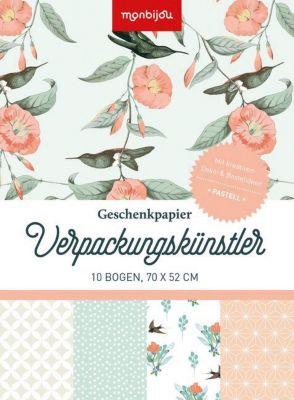 YO Verpackungskünstler - Pastell, Geschenkpapier