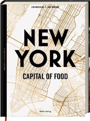 Buch - YO New York - Capital of Food