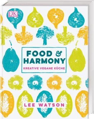 Buch - Food & Harmony - Kreative vegane Küche