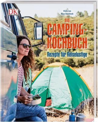 Buch - YO Das Camping-Kochbuch