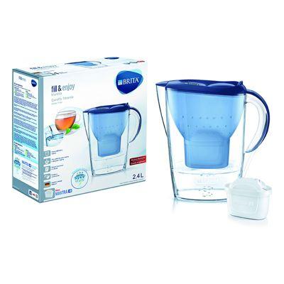 BRITA Tischwasserfilter Marella Cool Inkl. Maxtra Kartusche blau | Küche und Esszimmer > Küchengeräte > Wasserfilter | Brita